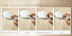 Quiero esta ducha!