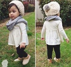 So cute baby girl clothes