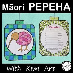 Pepeha with Kiwi Art by Suzanne Welch Teaching Resources School Resources, Classroom Resources, Teacher Resources, Weaving For Kids, Cultural Identity, Kiwiana, Spelling Words, Classroom Environment, Primary School