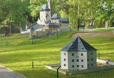 Kudy z nudy - Boheminium - miniatury z celého Česka v Mariánských Lázních