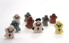 New Project: Tiny Undead Horde | NeedleNoodles: Crochet Patterns, Knit Patterns, Amigurumi Awesomeness