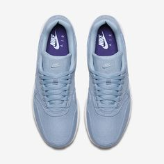 reputable site 512ce 9bdbb Chaussure Nike Air Max 1 Pas Cher Homme Ultra 2 3 Textile Bleu Gris Bleu  Arsenal