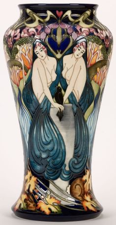 Homage to the Female Form by Kerry Goodwin - Moorcroft