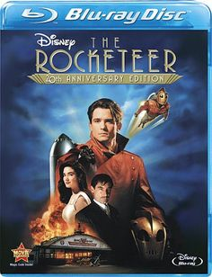 Directed by Joe Johnston. With Billy Campbell, Jennifer Connelly, Alan Arkin, Timothy Dalton. A young pilot stumbles onto a prototype jetpack that allows him to become a high-flying masked hero. Disney Movies, Walt Disney Pictures, Jennifer Connelly, Movies, Movie Tv, Favorite Movies, 90s Movies, Joe Johnston, Dvd