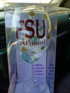 FSU alum glass