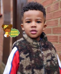 Trendy Baby Boy Haircut 1 Year Old Mixed - funny baby. Black Boys Haircuts Kids, Mixed Boys Haircuts, Boys Haircuts Curly Hair, Black Boy Hairstyles, Mixed Kids Hairstyles, Kids Hairstyles Boys, Black Baby Boys, Toddler Boy Haircuts, Little Boy Haircuts