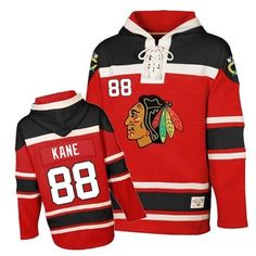 Old Time Hockey Premier Andrew Shaw Youth Jersey - Chicago Blackhawks  Sawyer Hooded Sweatshirt Red 888a30ad4