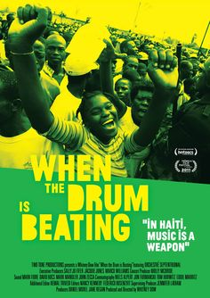 when the drum is beating - airing on pbs at 10pm EST tonight - ayitipapperi.wordpress.com