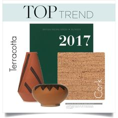 #2017trends #designtrends   Top interior trends for 2017 by gloriettequartet on Polyvore featuring interior…