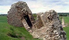 Duffus Castle, Morayshire