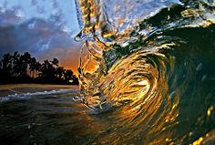 hawaiian waves by Clark Little, no 2