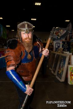 Gimli - LOTR | Tampa Bay Comic Con 2013