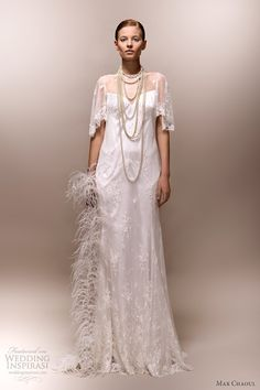 max chaoul 2013 bridal norma 1930s wedding dress