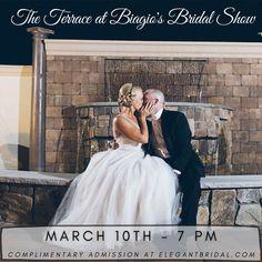 Nj Wedding Venues, Wedding Vendors, Wedding Events, Bridal Show, Terrace, Wedding Planning, Tours, Elegant, Balcony