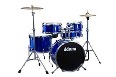 5Piece Junior Drum Set  Police Blue *** Continue to the product at the image link.(It is Amazon affiliate link) #likeme