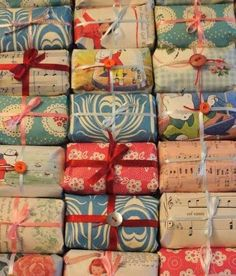 Homemade Gifts Vintage Style | Sarah Moore HOME
