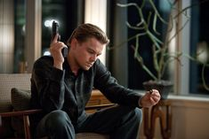Inception Movie Leonardo Dicaprio Gun