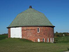Round Barn  - Wisconsin