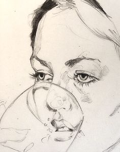 True life:: i'm a sugar baby: wip( for more art updates and Art Sketches, Art Drawings, Painting & Drawing, Figure Drawing, Arte Sketchbook, A Level Art, Ap Art, Art World, Love Art