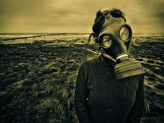 Post Apocalyptic Fashion: What You Need To Wear For The End Of The World. Gas Masks
