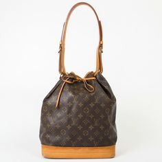 Louis Vuitton Noe In Monogram A. Another dream bag!
