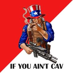 If You Ain't Cav!