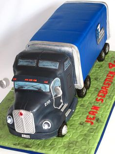 GALERIE - Extra Gateaux - Extra Cakes - www.extracakes.com Camion