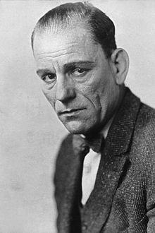 Famous actor Lon Chaney was born in Colorado Springs in 1883.    http://en.wikipedia.org/wiki/Lon_Chaney,_Sr.