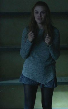 Teen Wolf Fashion, Teen Wolf Outfits, Girl Fashion, Girl Outfits, Lydia Martin Outfits, Lydia Martin Style, Lydia Martin Hairstyles, Teen Wolf Season 6, Malia Hale