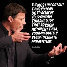 37 Best Tony Robbins Quotes images in 2017   Tony robbins