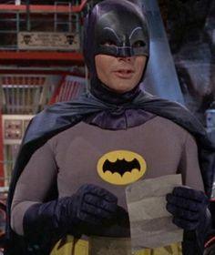 Batman -Adam West