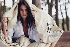 BohoRockVintage: GET THE LOOK| Into the woods