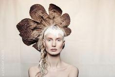 Organic Beauty Editorial by Lindsay Adler