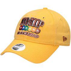 9d12fd8bc31 Kyle Busch New Era Women s Preferred Pick 9TWENTY Adjustable Hat – Yellow