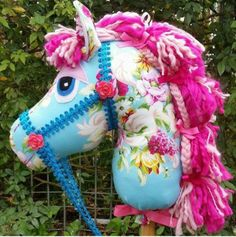 hobby horse pattern - Google Search