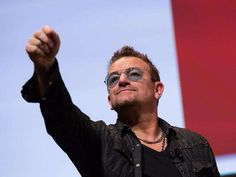 U2's Bono wins Cannes humanitarian award