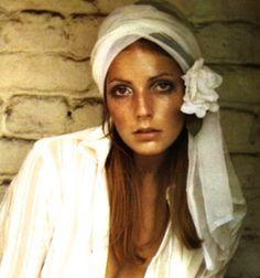 British actress Annie Lambert, 1970s