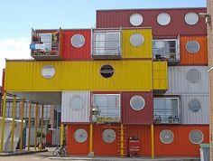 Ciudad de Containers, Londres