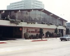The historic (and fabulous) Scandia Restaurant on the Sunset Strip, Beverly Hills.