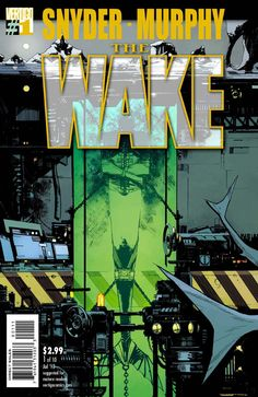The Wake by Scott Snyder and Sean Murphy