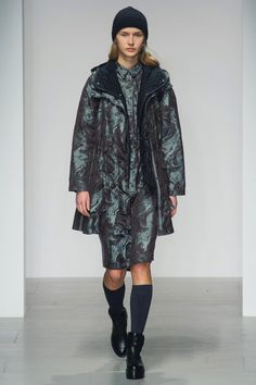 THIS look from christopher raeburn