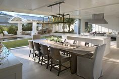 In the beachside community of Coronado, California is this classic East Coast-inspired home with a contemporary flair, created by Christian…