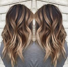 Beautiful balayage i