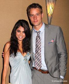 Justin Hartley And Lindsay Hartley