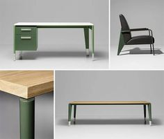 Prouvé Raw by G-Star for Vitra - beeldsteil.com