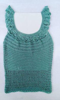 Cotton crochet Women Lace Blouse