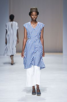 Amanda Laird Cherry   Spring Summer 2018    Look 11   Photo by Eunice Driver for South African Fashion Week South African Fashion, African Fashion Designers, Spring Summer 2018, Amanda, Shirt Dress, Summer Dresses, Zen, Cherry, How To Wear