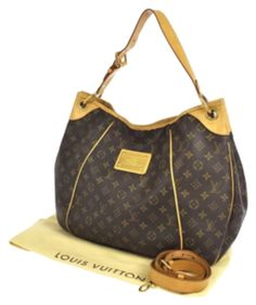 The Louis Vuitton Galliera Monogram Gm Limited Edition Shoulder Cross Body  Bag is a top 10 member favorite on Tradesy. 6db1b82ade