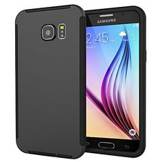 Galaxy S6 Case, Vakoo [Ultra Protective] Slim Fit Series ... https://www.amazon.com/dp/B01ER791H4/ref=cm_sw_r_pi_dp_IEjBxbXAKRHR6