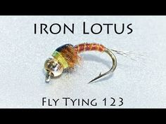 Green Rock Worm - Top 5 Easiest Fly Patterns to Tie! - Caddis Larva - YouTube